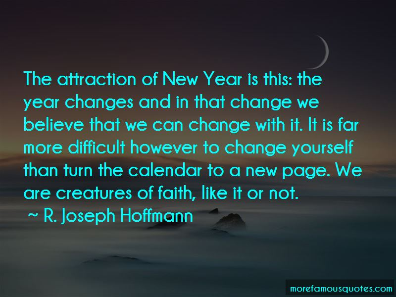 Quotes About New Year And Change