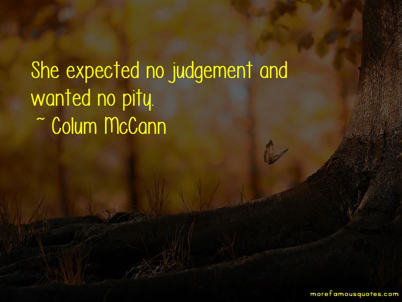 Quotes About No Judgement