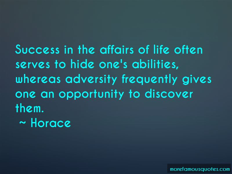 Opportunity In Adversity Quotes Pictures 2
