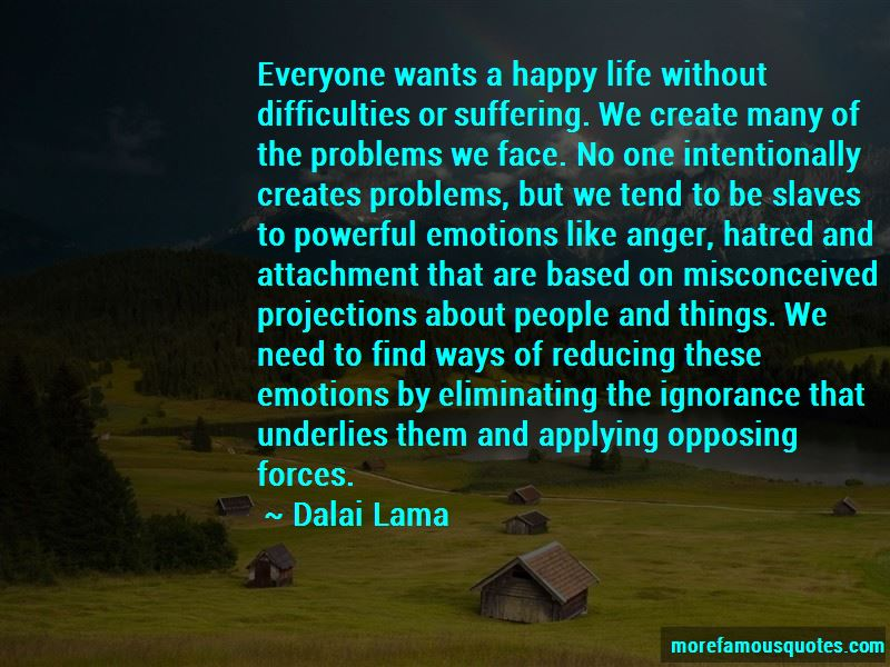 Quotes About Opposing Forces