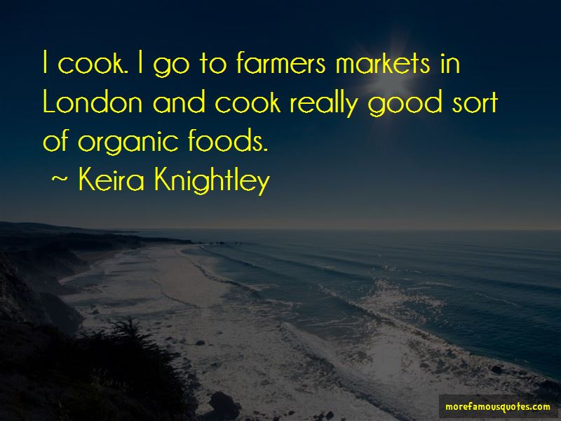 Organic Foods Quotes Pictures 2