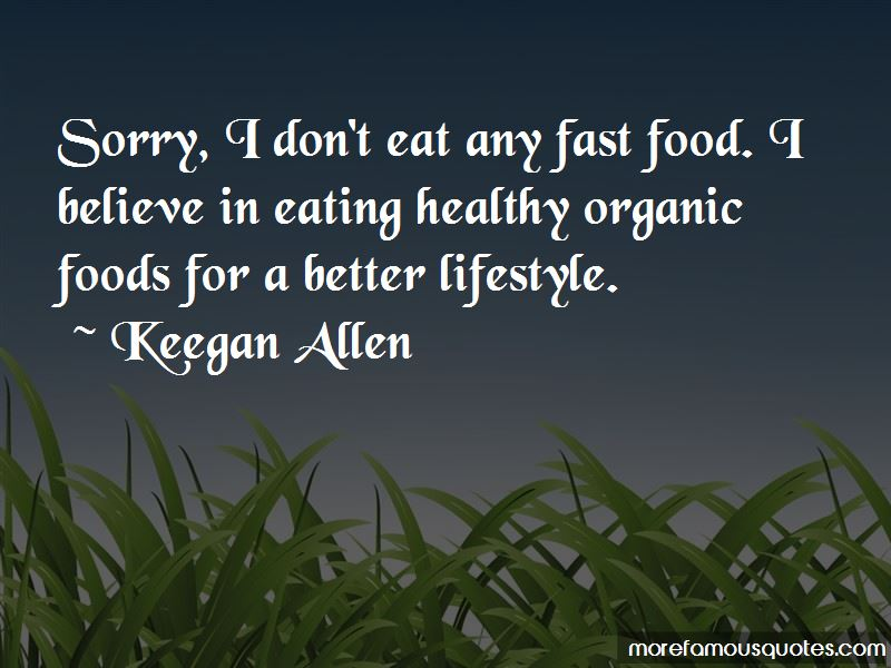 Quotes About Organic Foods