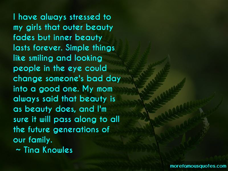 Outer And Inner Beauty Quotes Pictures 3
