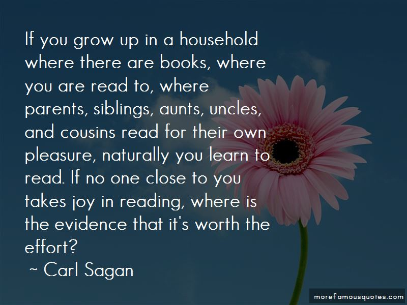 Quotes About Parents And Reading