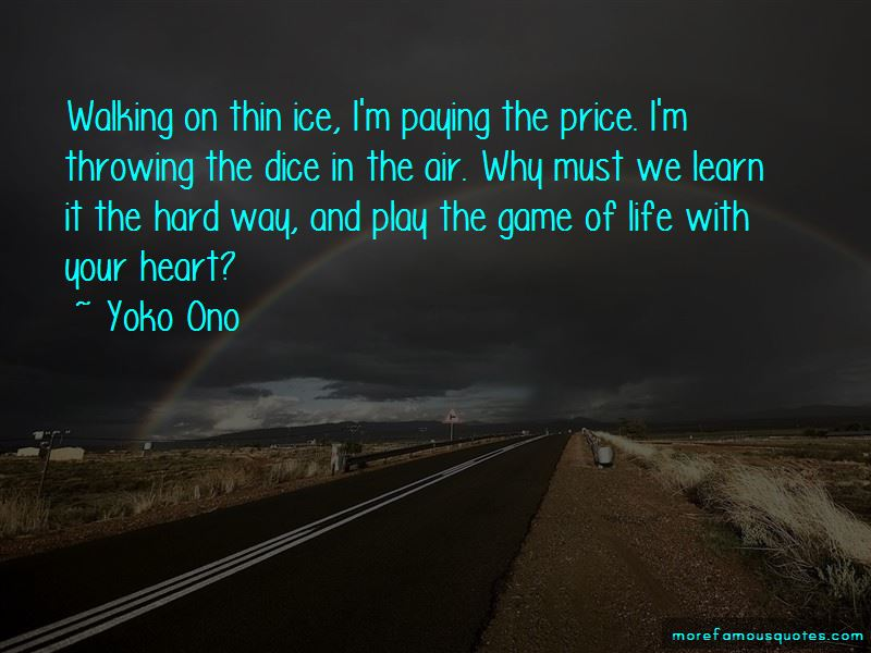 Paying The Price Quotes Pictures 2