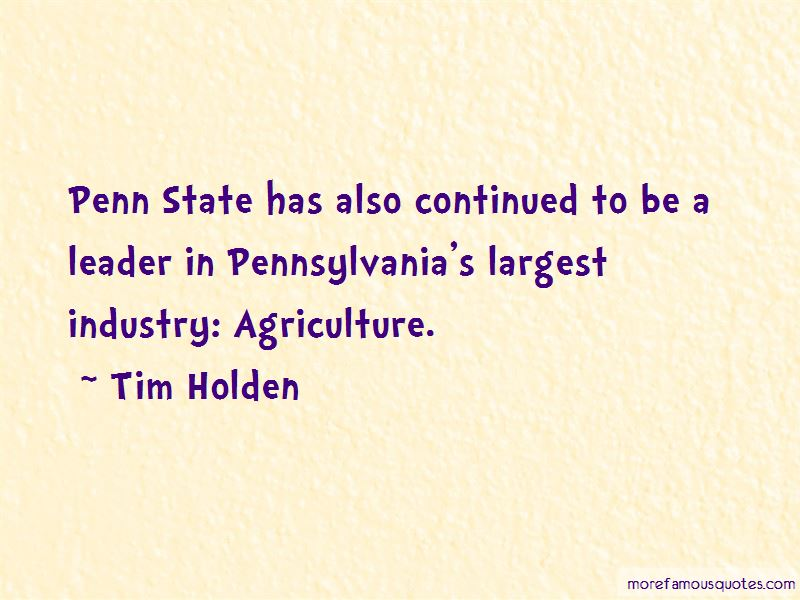 Quotes About Penn State