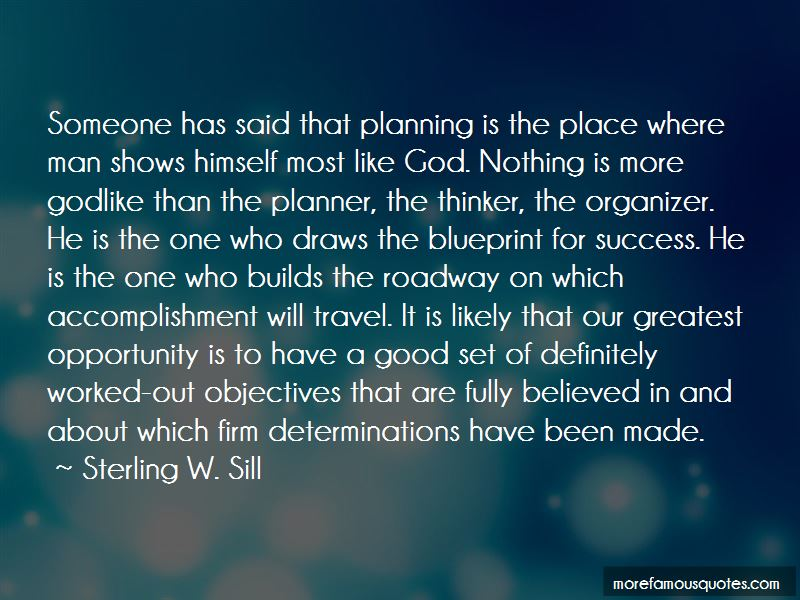 Planning For Success Quotes Pictures 4