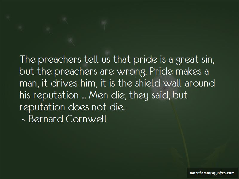 Quotes About Pride Of A Man