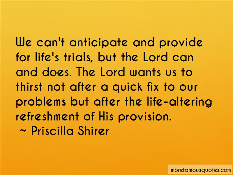 Quotes About Problems And Trials In Life