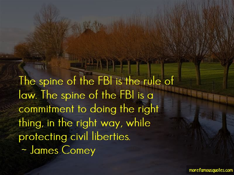 Quotes About Protecting Civil Liberties