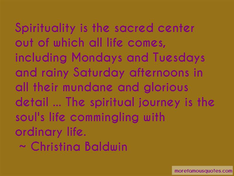 Quotes About Rainy Tuesdays