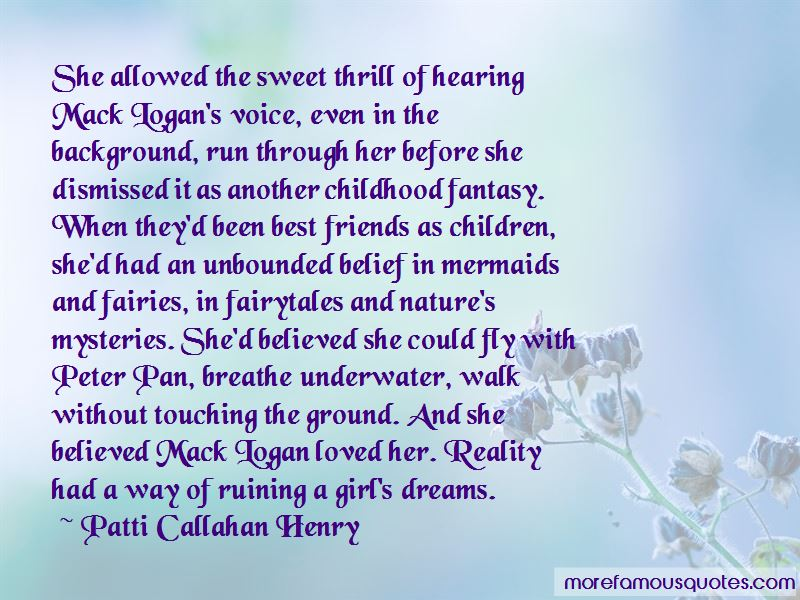 Quotes About Reality And Fairytales