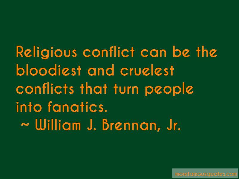 Religious Conflict Quotes Pictures 3