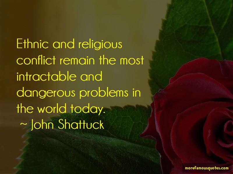 Religious Conflict Quotes Pictures 4