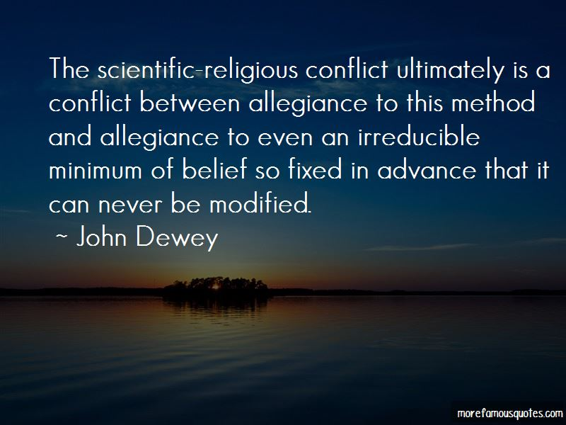 Quotes About Religious Conflict