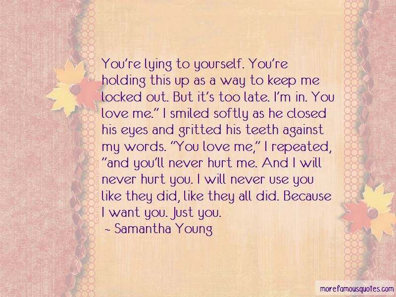 Quotes About Repeated Lying