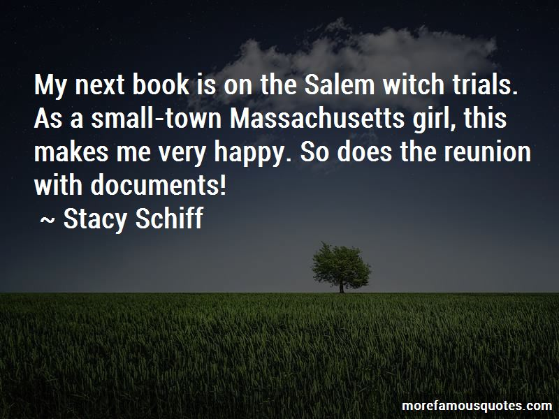 Quotes About Salem Witch Trials