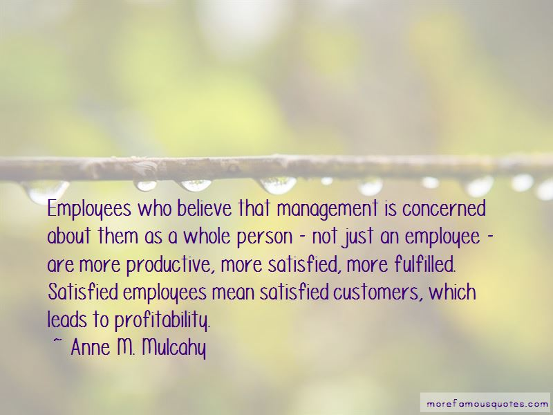 Quotes About Satisfied Employees
