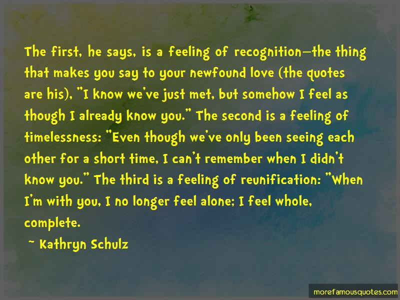 Seeing You For The First Time Quotes Pictures 4