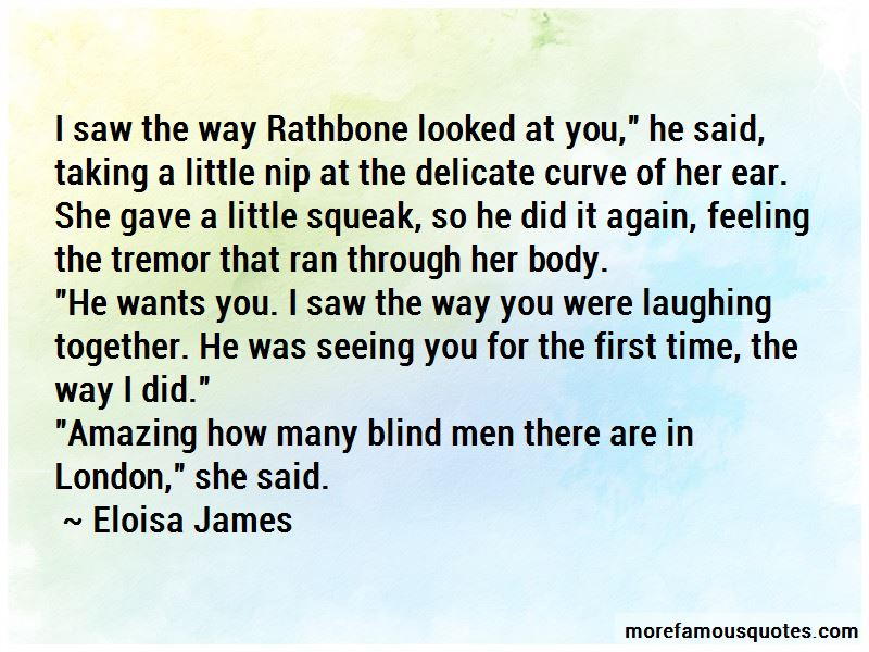 Quotes About Seeing You For The First Time
