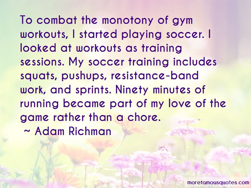Quotes About Soccer And Love