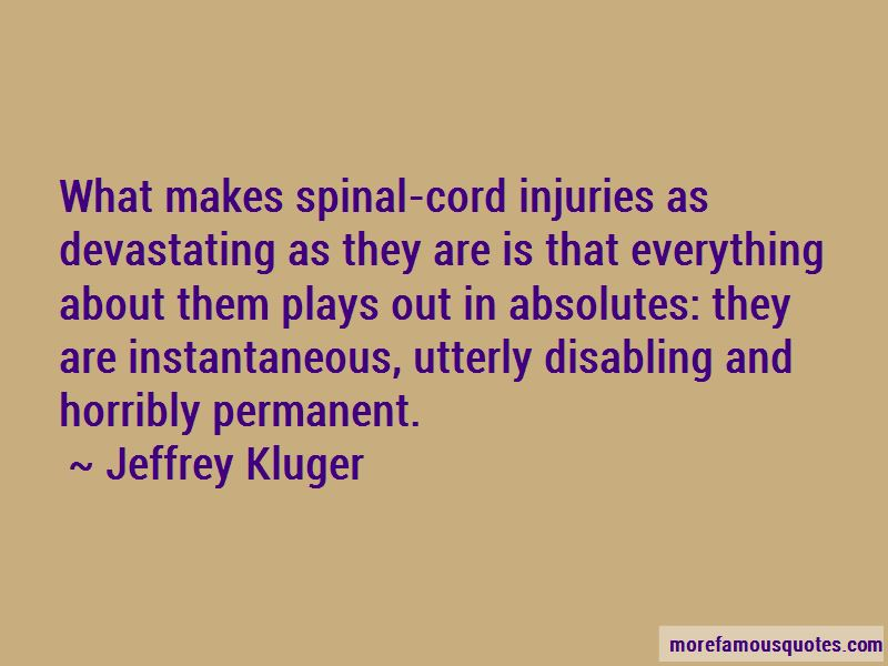 Spinal Injuries Quotes Pictures 2