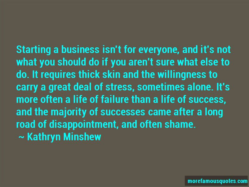 Quotes About Starting A Business