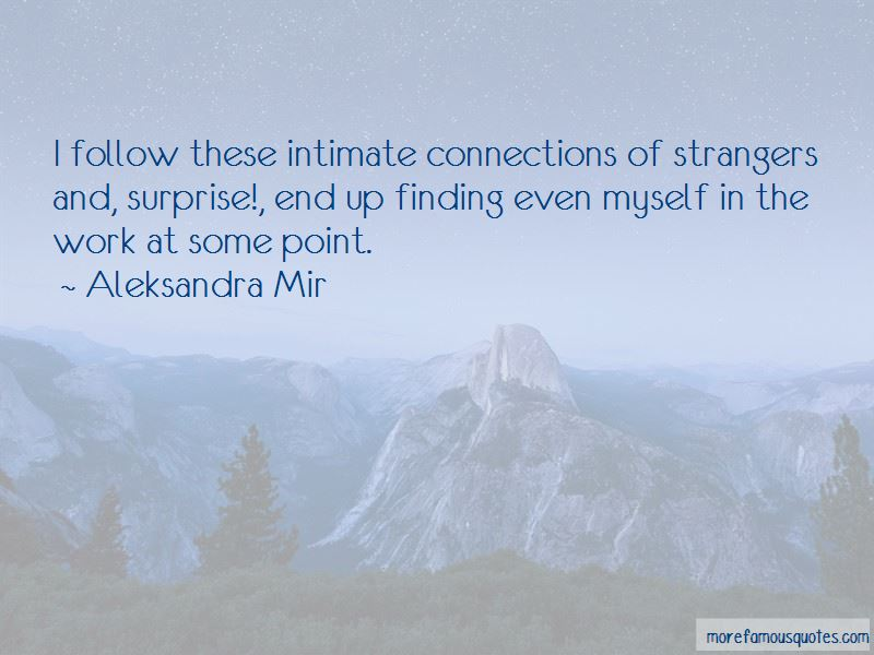 Strangers Quotes Pictures 2