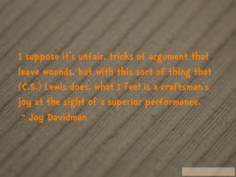 Quotes About Superior Performance