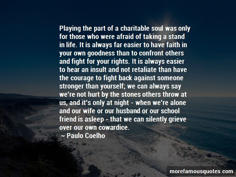 Quotes About Taking A Stand For Yourself