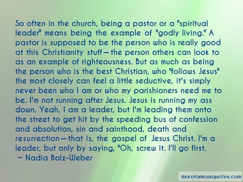 Quotes About The Gospel Of Jesus Christ