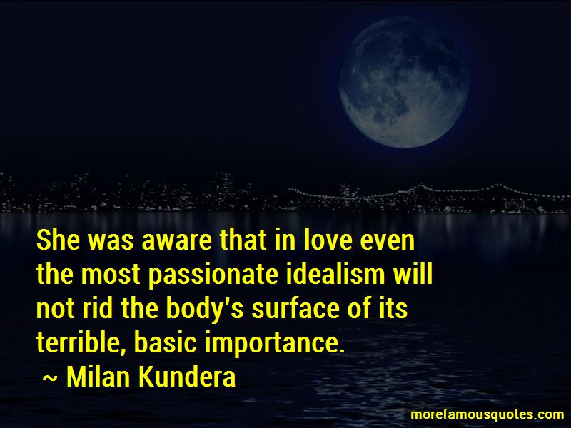 Quotes About The Importance Of Idealism