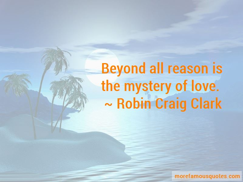 Quotes About The Mystery Of Love