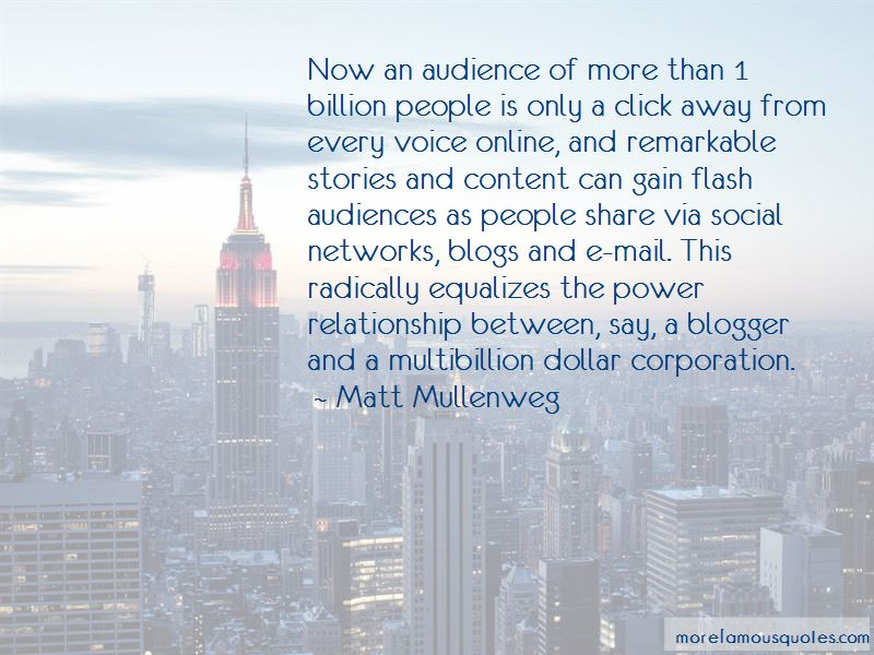 The Power Of Social Networks Quotes Pictures 2