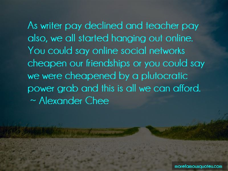 Quotes About The Power Of Social Networks