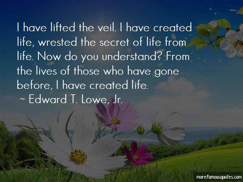 Quotes About The Secret Of Life