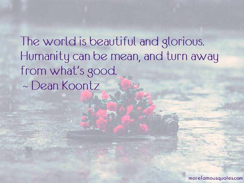 The World Is Beautiful Quotes Pictures 4