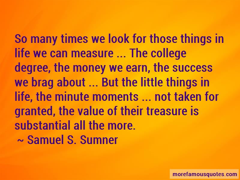 Quotes About Things Taken For Granted