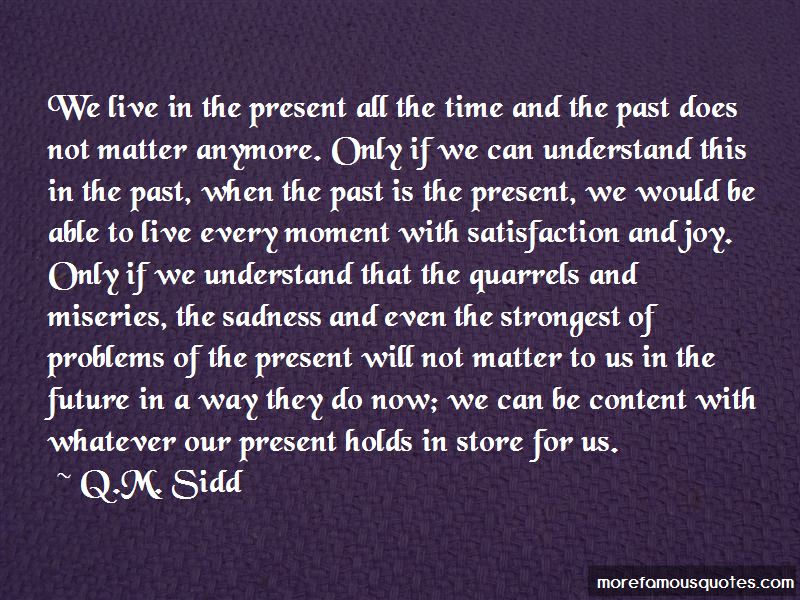 Quotes About Time And The Past