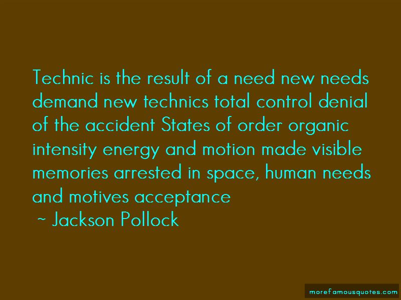 Quotes About Total Control
