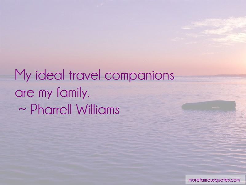 Quotes About Travel Companions