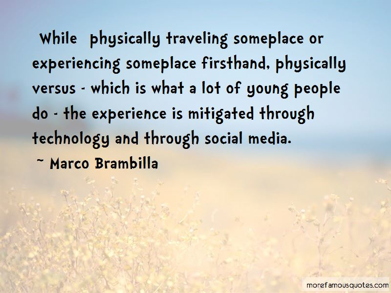 Traveling Young Quotes Pictures 4
