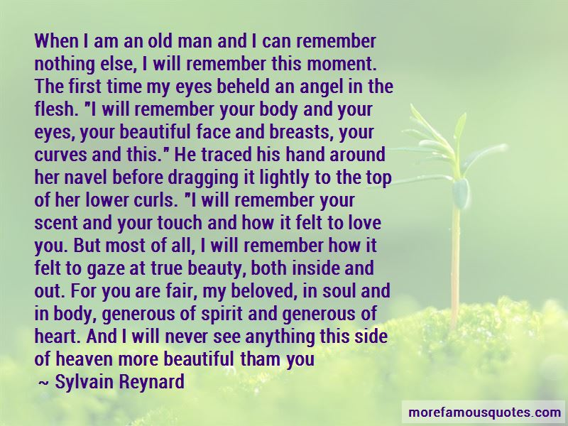 Quotes About True Beauty Of A Man