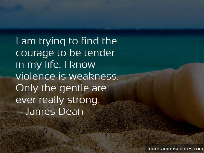 Trying To Be Strong In Life Quotes Pictures 3
