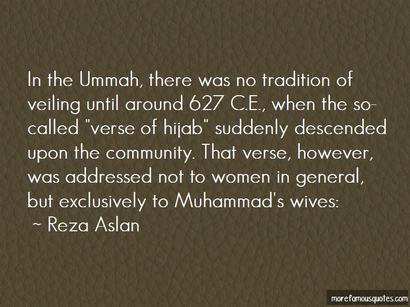 Quotes About Ummah