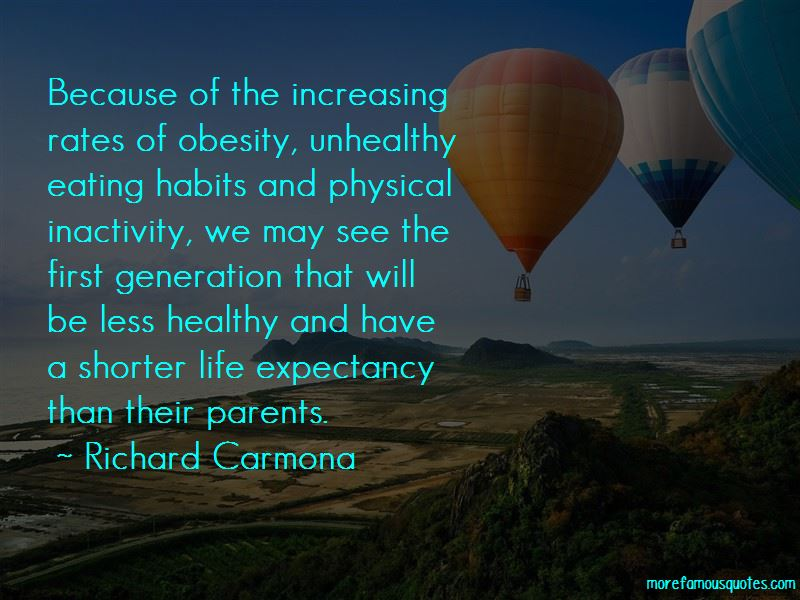 Quotes About Unhealthy Eating