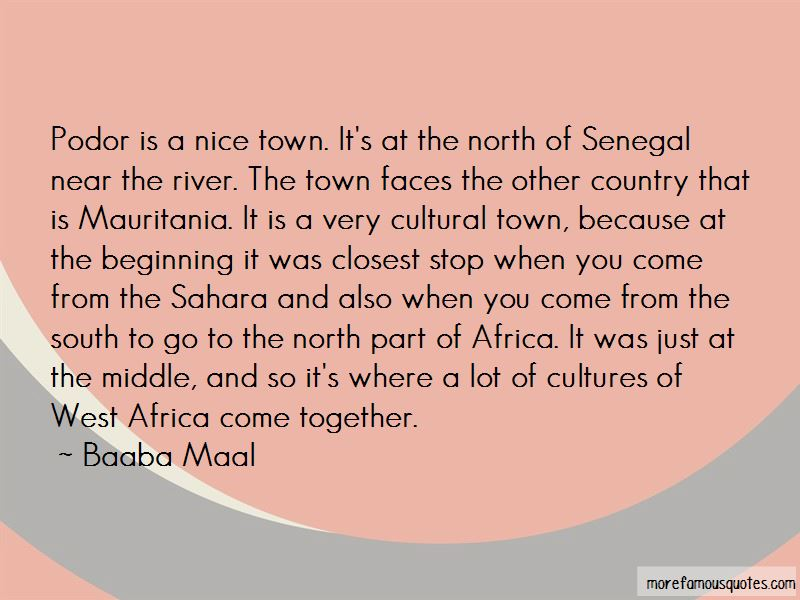 West Africa Quotes Pictures 2