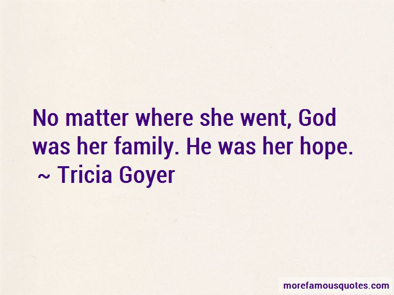 Quotes About Where She Went