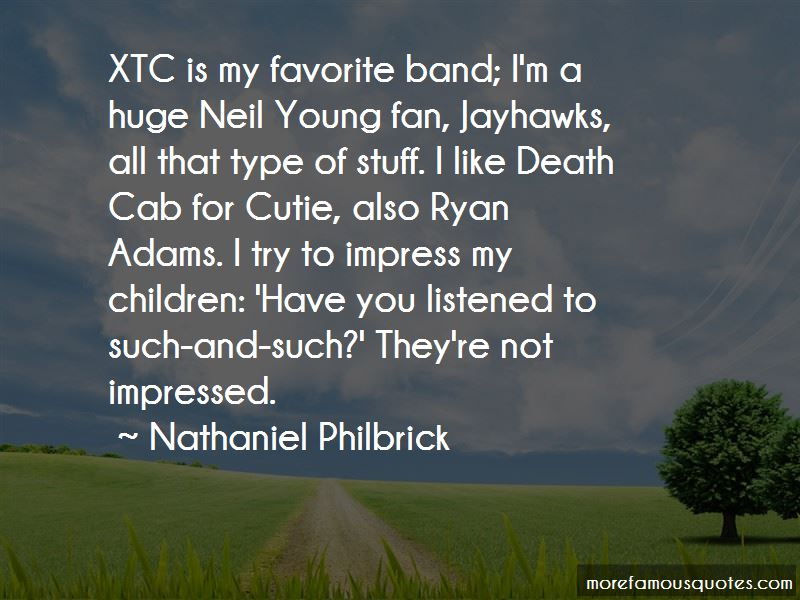 Quotes About Xtc