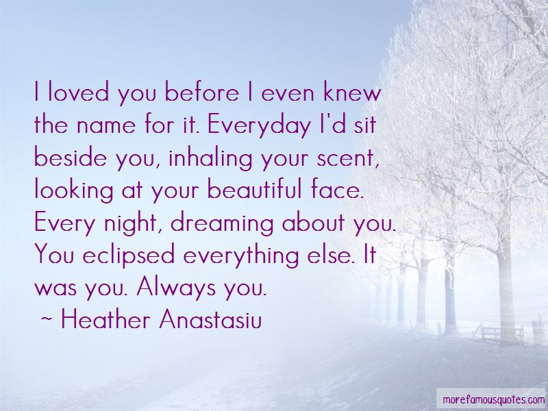 Your Beautiful Face Quotes Pictures 4